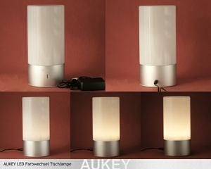 AUKEY LED Farbwechsel Lampe