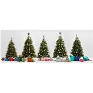 weihnachtsbaumkollektion in den aktuellen Interior Trends 2016