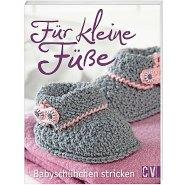 Buchtipp: Für kleine Füße - Strickanleitungen Babyschühchen