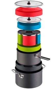 MSR Camping-Geschirr Flex 4 System