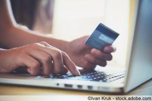 Online bezahlen Kreditkarte