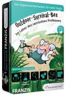 Im Labor des verrückten Professors: Outdoor-Survival-Box (Experimentierkasten)