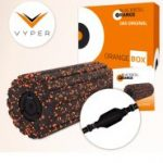 blackroll-orange VYPER + SPIbelt Set in der ORANGE-BOX
