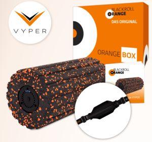 blackroll-orange VYPER + SPIbelt Set in der ORANGE-BOX