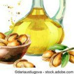 Öl - gesunder Haut