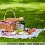Flexibel Picknick Zuhause oder unterwegs