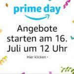 Amazon Prime Day 2018 am 16. Juli mit vielen Extras