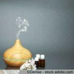 Mit Duftöl und Duftzerstäuber gegen trockene Luft und trüber Stimmung