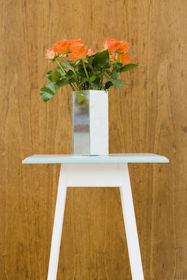 Tisch mit Vase Möbel