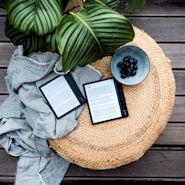 tolino vision 5 und tolino epos 2 - eBook Reader mit Blättertasten