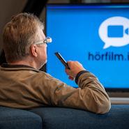 Hörfilme per Sprachsteuerung über Alexa-fähige Geräte mit Skill Hörfilme