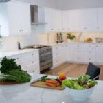 Auf die Details bei der Einrichtung der Küche achten
