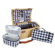Mendler Picknickkorb-Set HWC-B23